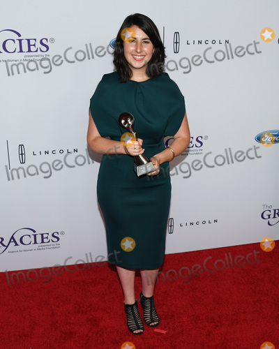(44) Photo - 21 May 2019 - Beverly Hills California - Ani Ucar 44th Annual Gracie Awards Gala held at The Four Seasons Beverly Wilshire Hotel Photo Credit Billy BennightAdMedia