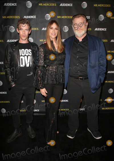 Harry Treadaway Photo - 15 April 2018-  Hollywood California - Harry Treadaway Kelly Lynch Brendan Gleeson ATT Audience Network Presents FYC Event For Mr Mercedes held at Hollywood Forever Cemetery Photo Credit Faye SadouAdMedia