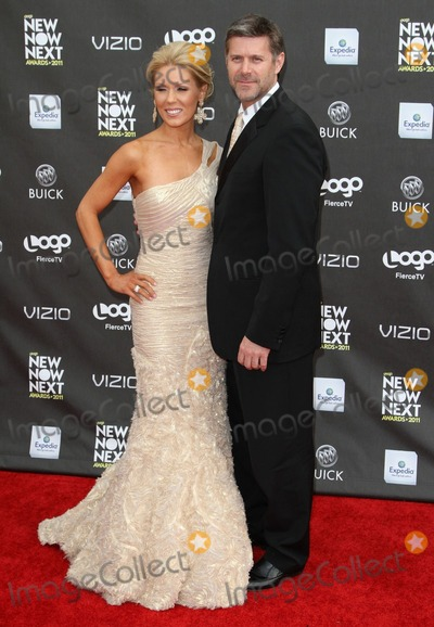 Gretchen Rossi Photo - 7 April 2011 - Hollywood California - Gretchen Rossi (L) and Slade Smiley Logos NewNowNext Awards 2011 Held At Avalon Photo Kevan BrooksAdMedia