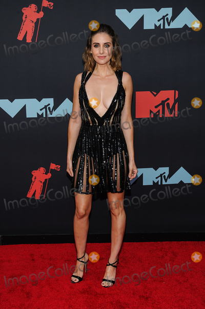 Alison Brie Photo - 27 August 2019 - Newark New Jersey -  Alison Brie 2019 MTV Video Music Awards held at Prudential Center Photo Credit Christopher SmithAdMedia