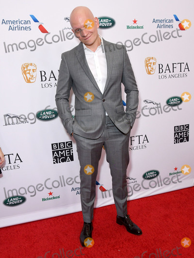 Anthony Carrigan Photo - 21 September 2019 - Beverly Hills California - Anthony Carrigan 2019 BAFTA Los Angeles  and BBC America TV Tea Party held at Poolside at The Beverly Hilton Hotel Photo Credit Birdie ThompsonAdMedia