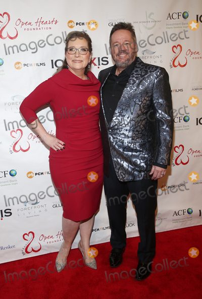 Terry Fator Photo - 13 February 2020 - Los Angeles California - Angie Fiore Terry Fator Open Hearts Foundation Celebrates its 10th Anniversary Gala held at SLS Hotel Beverly Hills Photo Credit FSAdMedia