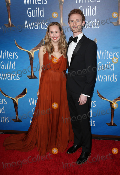 Allison Schroeder Photo - 19 February 2017 - Beverly Hills California - Allison Schroeder 2017 Writers Guild Awards LA Ceremony held at the Beverly Hilton Photo Credit AdMedia