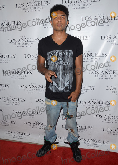 Anthony Lewis Photo - 18 August 2015 - Hollywood California - Boomer Arrivals for the I Produce MUSICology showcase held at The Ivar Theater Photo Credit Birdie ThompsonAdMedia