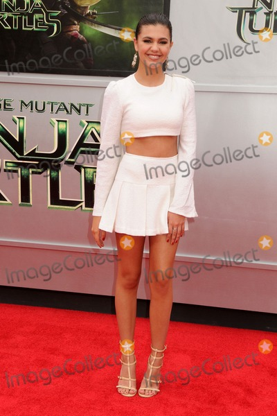 Amber Montana Photo - 3 August 2014 - Westwood California - Amber Montana Teenage Mutant Ninja Turtles Los Angeles Premiere held at the Regency Village Theatre Photo Credit Byron PurvisAdMedia