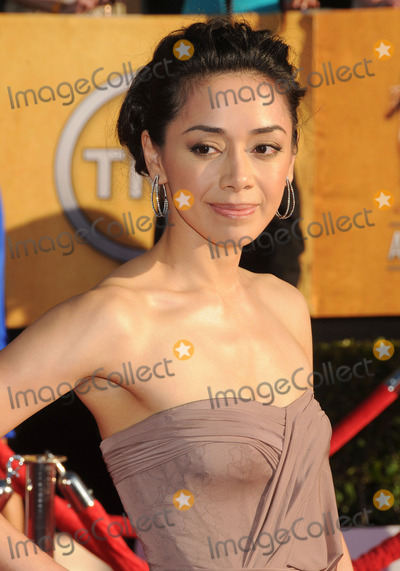 Aimme Garcia Photo - 29 January 2012 - Los Angeles California - Aimme Garcia 18th Annual Screen Actors Guild Awards held at The Shrine Auditorium Photo Credit Byron PurvisAdMedia