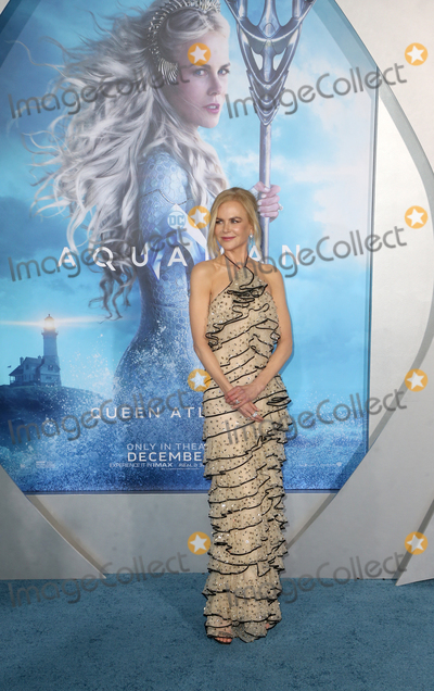 Nicole Kidman Photo - 12 December 2018 - Hollywood California - Nicole Kidman Premiere Of Warner Bros Pictures Aquaman held at The TCL Chinese Theatre Photo Credit Faye SadouAdMedia