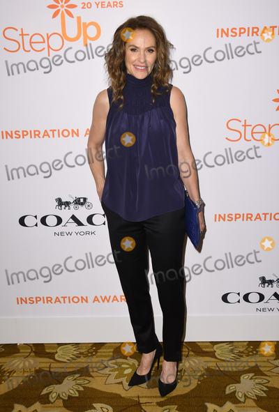 Amy Brenneman Photo - 01 June 2018 - Beverly Hills California - Amy Brenneman 2018 Inspiration Awards Benefiting Step Up held at Beverly Wilshire Photo Credit Birdie ThompsonAdMedia