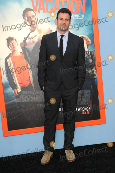 Chris Bender Photo - 27 July 2015 - Westwood California - Chris Bender Vacation Los Angeles Premiere held at the Regency Village Theatre Photo Credit Byron PurvisAdMedia