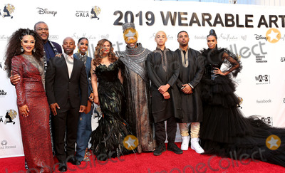 Angela Rye Photo - 01 June 2019 - Santa Monica California - Angela Rye Tyler Perry Kelly Rowland Tina Knowles Lawson Richard Lawson and Michelle Williams Third Annual Wearable Art Gala hosted by Tina Knowles Lawson and Richard Lawson held at Barker Hangar Photo Credit Alexander G SeyumAdMedia