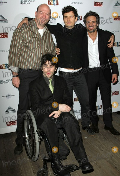 John Lynch Photo - 27 April 2011 - West Hollywood California - John Carroll Lynch Orlando Bloom Christopher Thornton Mark Ruffalo Special event for the release of Sympathy for Delicious Held At The Sky Bar Mondrian Hotel Photo Credit Kevan BrooksAdMedia