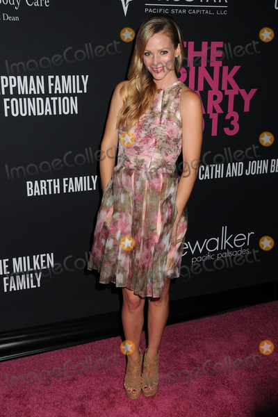 AJ Cook Photo - 19 October 2013 - Santa Monica California - AJ Cook The Pink Party 2013 held at the Santa Monica Airport Photo Credit Byron PurvisAdMedia