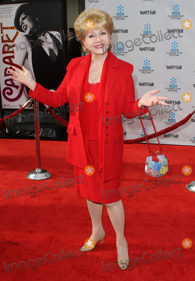 Graumans Chinese Theatre Photo - 28 December 2016 - Debbie Reynolds the Oscar-nominated Singin in the Rain  singer-actress who was the mother of late actress Carrie Fisher has died She was 84 She wanted to be with Carrie her son Todd Fisher told Variety She was taken to the hospital from Todd Fishers Beverly Hills house Wednesday after a suspected stroke the day after her daughter Carrie Fisher died File Photo 12 April 2012 - Hollywood California - Debbie Reynolds 2012 TCM Classic Film Festival Opening Night Gala Held at Graumans Chinese Theatre Photo Credit Kevan BrooksAdMedia