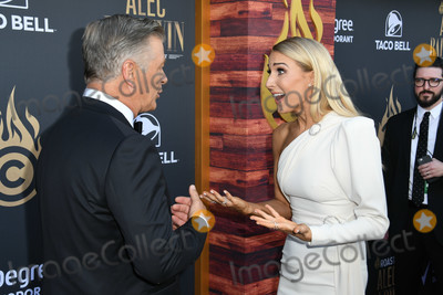 Nikki Glaser Photo - 07 September 2019 - Beverly Hills California - Alec Baldwin Nikki Glaser Comedy Central Roast Of Alec Baldwin held at The Saban Theatre Photo Credit Birdie ThompsonAdMedia