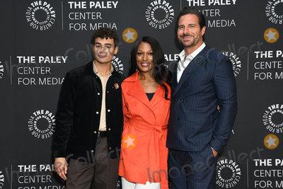 Ed Quinn Photo - 10 December 2019 - Beverly Hills California - Daniel Croix Henderson Kron Moore Ed Quinn The Paley Center For Media Presents An Evening With Tyler Perrys The Oval held at The Paley Center for Media Photo Credit Birdie ThompsonAdMedia