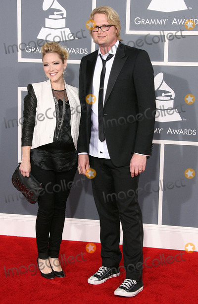 Adam Anders Photo - 12 February 2012 - Los Angeles California - Adam Anders Nikki Hassman-Anders The 54th Annual GRAMMY Awards held at the Staples Center Photo Credit AdMedia
