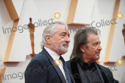 Anna Maria Perez de Tagl Photo - 09 February 2020 - Hollywood California - Robert De Niro and Al Pacino 92nd Annual Academy Awards presented by the Academy of Motion Picture Arts and Sciences held at Hollywood  Highland Center Photo Credit AMPASAdMedia