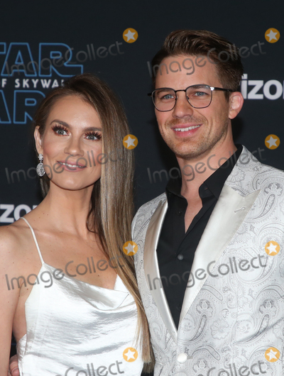 Angela Lanter Photo - 16 December 2019 - Hollywood California - Angela Lanter Matt Lanter Premiere Of Disneys Star Wars The Rise Of Skywalker  held at El Capitan theatre Photo Credit FSAdMedia