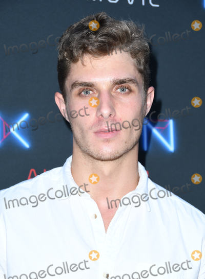 Alex Cubis Photo - 29 August 2018 - Hollywood California - Alex Cubis   KIN Los Angeles Screening held at Arclight Hollywood  Photo Credit Birdie ThompsonAdMedia