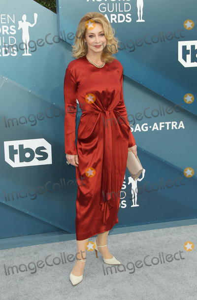 Sharon Lawrence Photo - 19 January 2020 - Los Angeles California - Sharon Lawrence 26th Annual Screen Actors Guild Awards held at The Shrine Auditorium Photo Credit AdMedia