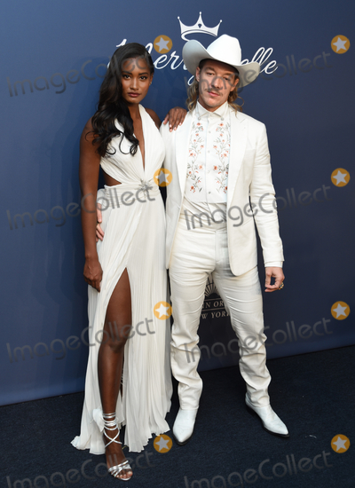 Diplo Photo - 05 February 2020 - New York New York - Chantel Jeffries and Diplo at the amfAR Gala New York 22nd Annual Benefit for AIDS Research at Cipriani Wall Street Photo Credit LJ FotosAdMedia