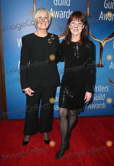 Alison Cross Photo - 11 February 2018 - Beverly Hills California - Glenn Close Alison Cross 2018 Writers Guild Awards LA Ceremony held at The Beverly Hilton Photo Credit F SadouAdMedia