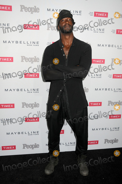 Aldis Hodge Photo - 16 September 2015 - West Hollywood California - Aldis Hodge People Magazine Ones To Watch Event held at Ysabel Photo Credit Byron PurvisAdMedia
