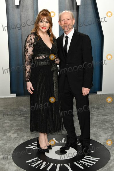 Ron Howard Photo - 09 February 2020 - Los Angeles California - Bryce Dallas Howard Ron Howard 2020 Vanity Fair Oscar Party following the 92nd Academy Awards held at the Wallis Annenberg Center for the Performing Arts Photo Credit Birdie ThompsonAdMedia