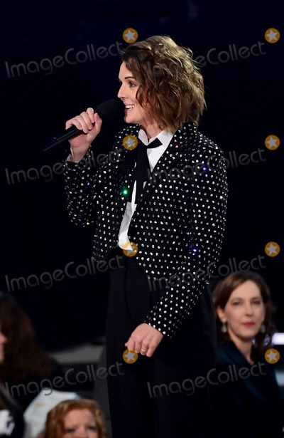 Brandi Carlile Photo - 13 November 2019 - Nashville Tennessee - Brandi Carlile 51st Annual CMA Awards Country Musics Biggest Night held at Bridgestone Arena Photo Credit Laura FarrAdMedia