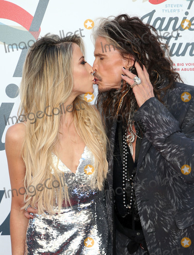 Aimee Preston Photo - LOS ANGELES CA - JANUARY 28 Aimee Preston Steven Tyler at Steven Tyler and Live Nation presents Inaugural Janies Fund Gala  GRAMMY Viewing Party at Red Studios in Los Angeles California on January 28 2018 Credit Faye SadouMediaPunch