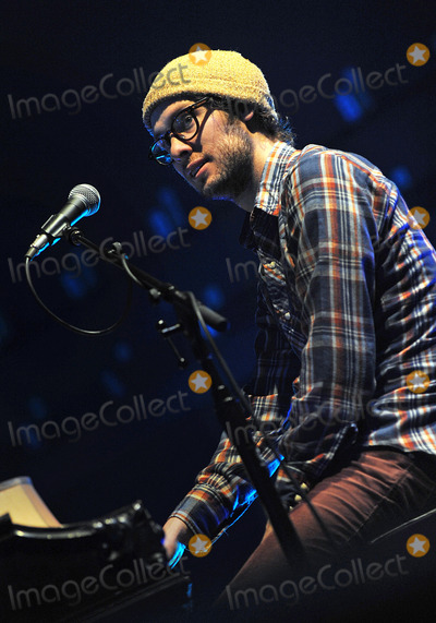 Stelth Ulvang Photo - 05 February 2013 - Pittsburgh PA - Piano player STELTH ULVANG for the American folk rock band THE LUMINEERS performs to a Sold Out concert at a stop on their US tour held at the Stage AE  Photo Credit Jason L NelsonAdMedia