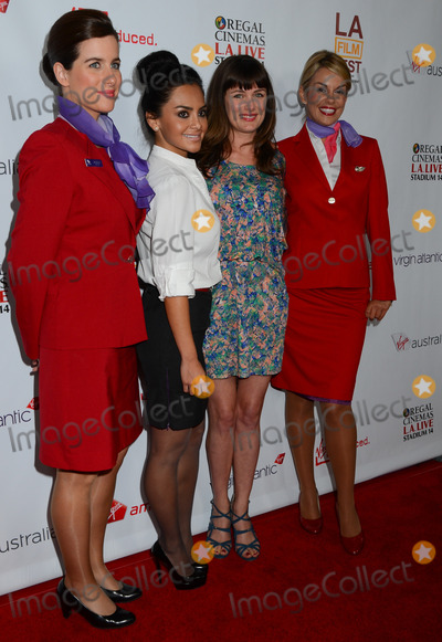 Kat Coiro Photo - 11 June 2012 - Los Angeles California - Kat Coiro Departure Date Premiere during the 2012 Los Angeles Film Festival is a short film from Virgin America Virgin Atlantic Virgin Australia and a Virgin Produced film at 35000 feet held at Regal Cinemas LA LIVE Photo Credit Birdie ThompsonAdMedia