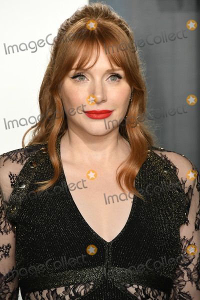 Wallis Annenberg Photo - 09 February 2020 - Los Angeles California - Bryce Dallas Howard 2020 Vanity Fair Oscar Party following the 92nd Academy Awards held at the Wallis Annenberg Center for the Performing Arts Photo Credit Birdie ThompsonAdMedia