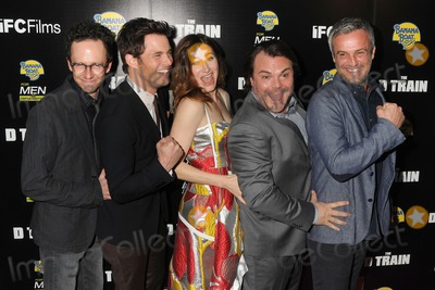 Andrew Mogel Photo - 27 April 2015 - Hollywood California - Jarrad Paul James Marsden Kathryn Hahn Jack Black Andrew Mogel D Train Los Angeles Premiere held at Arclight Cinemas Photo Credit Byron PurvisAdMedia