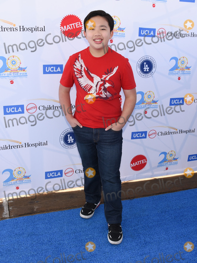 Albert Tsai Photo - 03 November 2019 - Santa Monica California - Albert Tsai UCLA Mattel Childrens Hospitals 20th Annual Party On The Pier held at Santa Monica Pier Photo Credit Billy BennightAdMedia