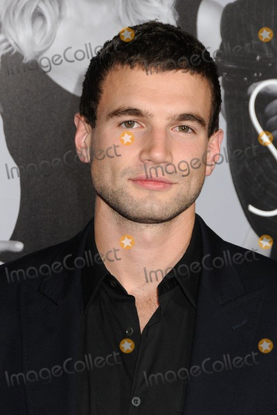 Alex Russell Photo - 8 February 2012 - Hollywood California - Alex Russell This Means War Los Angeles Premiere held at Graumans Chinese Theatre Photo Credit Byron PurvisAdMedia