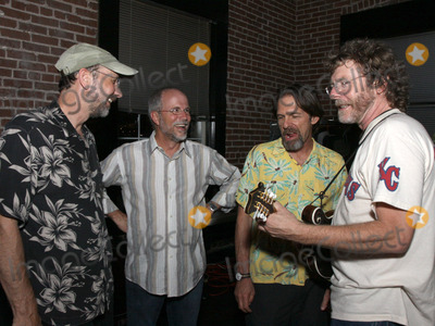 Buddy Greene Photo - July 26 2011 - Nashville TN - Jeff Taylor Buddy Greene Jim Hoke and Sam Bush Artists musicians and songwriters came together at Mercy Lounge to help raise funds for Pete Huttlinger a widely respected guitarist and Nashville studio artist  Huttlinger has a congenital heart disease and is in need of a heart transplant Photo credit Dan HarrAdmedia