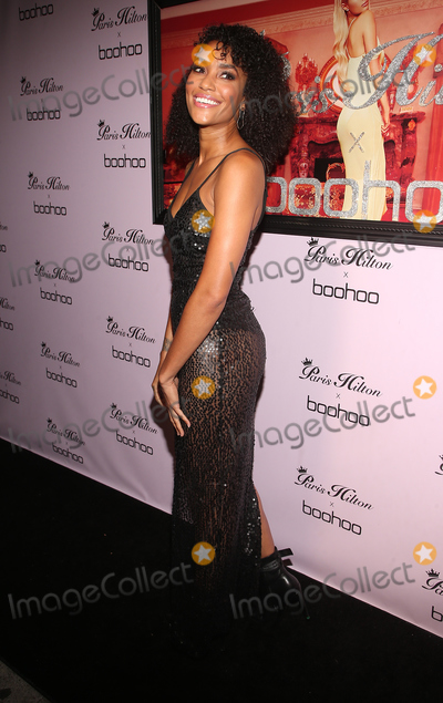 Annie Ilonzeh Photo - 20 June 2018 - West Hollywood California - Annie Ilonzeh Paris Hilton x boohoo Official Launch Party held at Delilah Photo Credit F SadouAdMedia