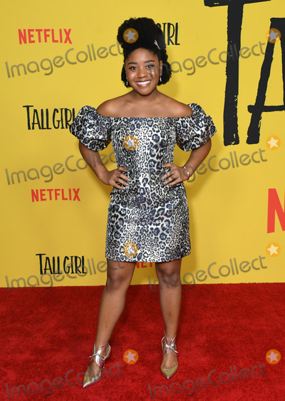 Anjelika Washington Photo - 09 September 2019 - Hollywood California - Anjelika Washington Netflix Tall Girl Special Screening Los Angeles held at Netflix HOME Theater Photo Credit Birdie ThompsonAdMedia