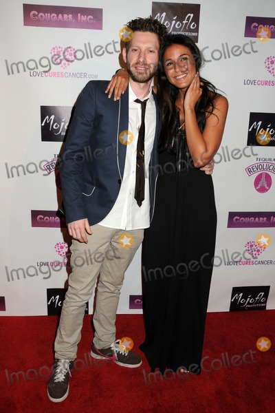 Asher Levin Photo - 31 March 2011 - Hollywood California - K Asher Levin and Emmanuelle Chriqui Cougars Inc Los Angeles Premiere held at the Egyptian Theater Photo Byron PurvisAdMedia