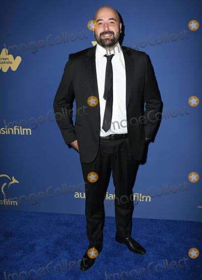 Anthony Maras Photo - 23 October 2019 - Los Angeles California - Anthony Maras 8th Annual Australians in Film Awards held at the InterContinental Century City Photo Credit Birdie ThompsonAdMedia