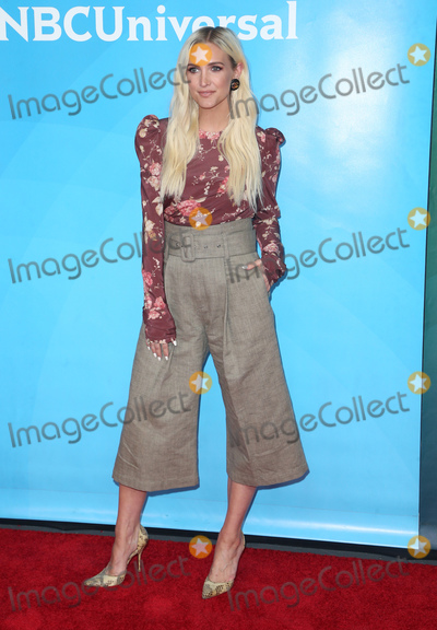 Ashlee Simpson Photo - 02 May 2018 - Los Angeles California - Ashlee Simpson 2018 NBCUniversal Summer Press Day held at Universal Studios Photo Credit F SadouAdMedia