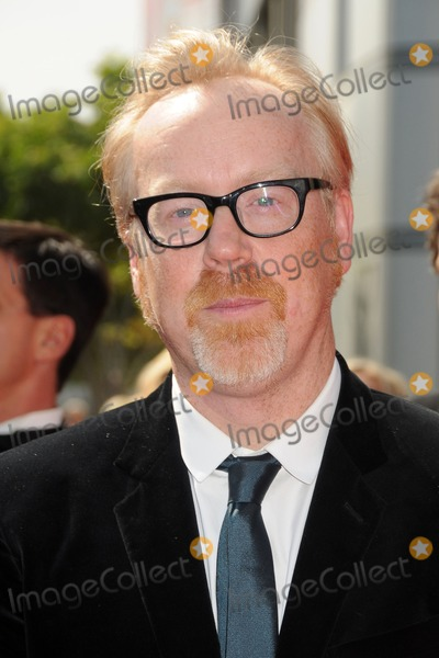 Adam Savage Photo - 10 September 2011 - Los Angeles California - Adam Savage 2011 Primetime Creative Arts Emmy Awards held at Nokia Theatre LA Live Photo Credit Byron PurvisAdMedia