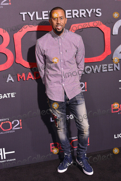 Affion Crockett Photo - 16 October 2017 - Los Angeles California - AFFION CROCKETT Tyler Perrys Boo 2 A Madea Halloween Los Angeles Premiere held at Regal LA Live Stadium 14 Photo Credit Billy BennightAdMedia