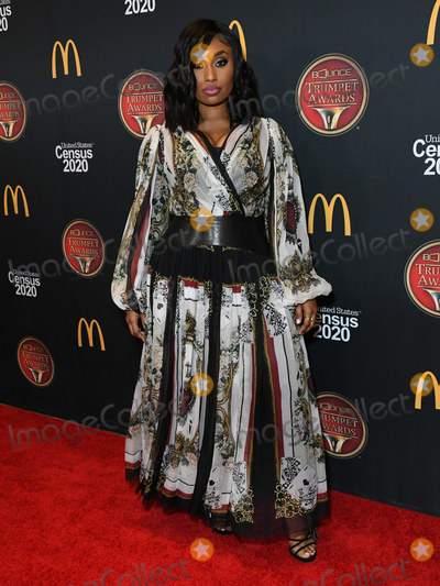 Angell Conwell Photo - 04 December 2019 - Hollywood California - Angell Conwell 2019 Bounce Trumpet Awards held at Dolby Theatre Photo Credit Birdie ThompsonAdMedia