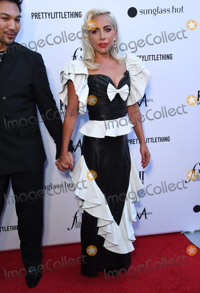 Lady GaGa Photo - 17 March 2019 - Hollywood California - Lady Gaga The Daily Front Rows 5th Annual Fashion LA Awards held at The Beverly Hills Hotel Photo Credit Birdie ThompsonAdMedia