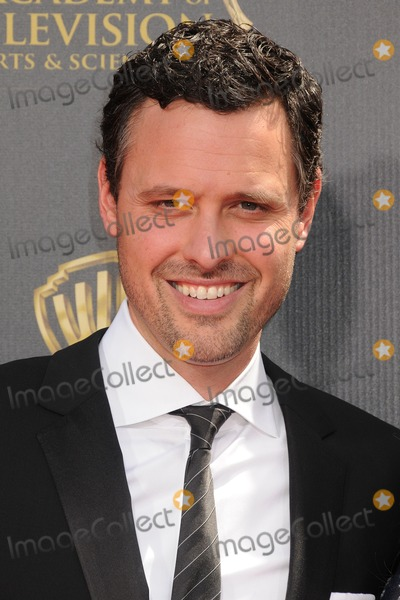 Brian McDaniel Photo - 26 April 2015 - Burbank California - Brian Mcdaniel The 42nd Annual Daytime Emmy Awards - Arrivals held at Warner Bros Studios Photo Credit Byron PurvisAdMedia