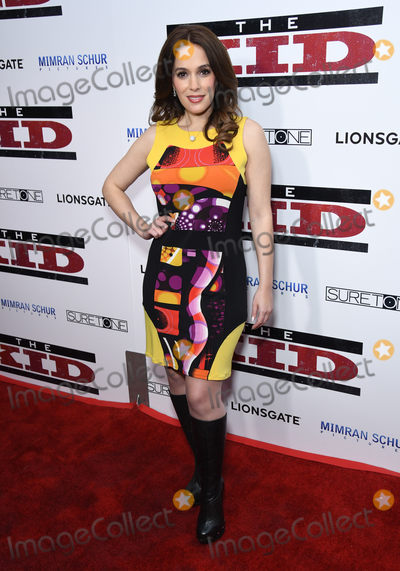Christina DeRosa Photo - 06 March 2019 - Hollywood California - Christina Derosa The Kid Los Angeles Premiere held at the Arclight Hollywood Photo Credit Birdie ThompsonAdMedia