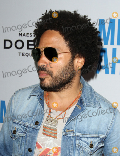 Lenny Kravitz Photo - 29 March 2016 - Beverly Hills California - Lenny Kravitz Premiere of Sony Pictures Classics Miles Ahead held at the Writers Guild Theater Photo Credit AdMedia