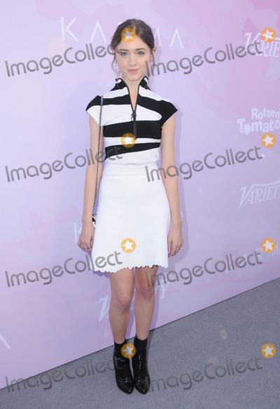 Natalia Dryer Photo - 28 January 2017 - Hollywood California - Natalia Dryer 2017 Varietys Celebratory Awards Nominees Brunch held at The Dolby Theater Photo Credit Birdie ThompsonAdMedia